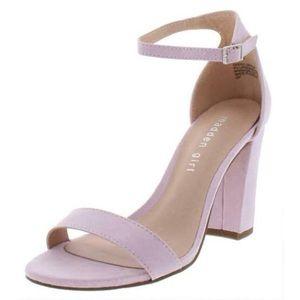 Madden Girl lavender heels NWT❄️